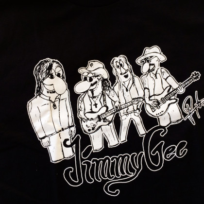 GEE Band Shirt Print