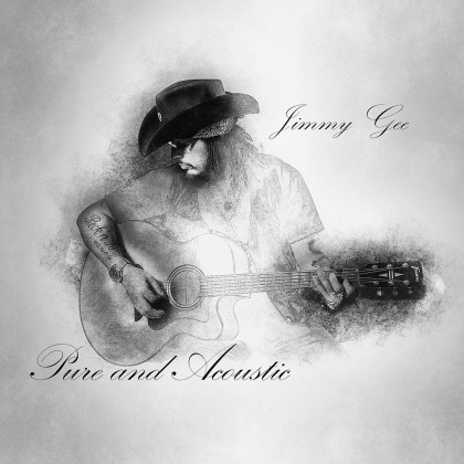 Jimmy Gee - Pure and Acoustic Front